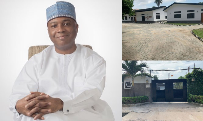 Court Orders EFCC To Release 2 Houses Seized From Saraki
