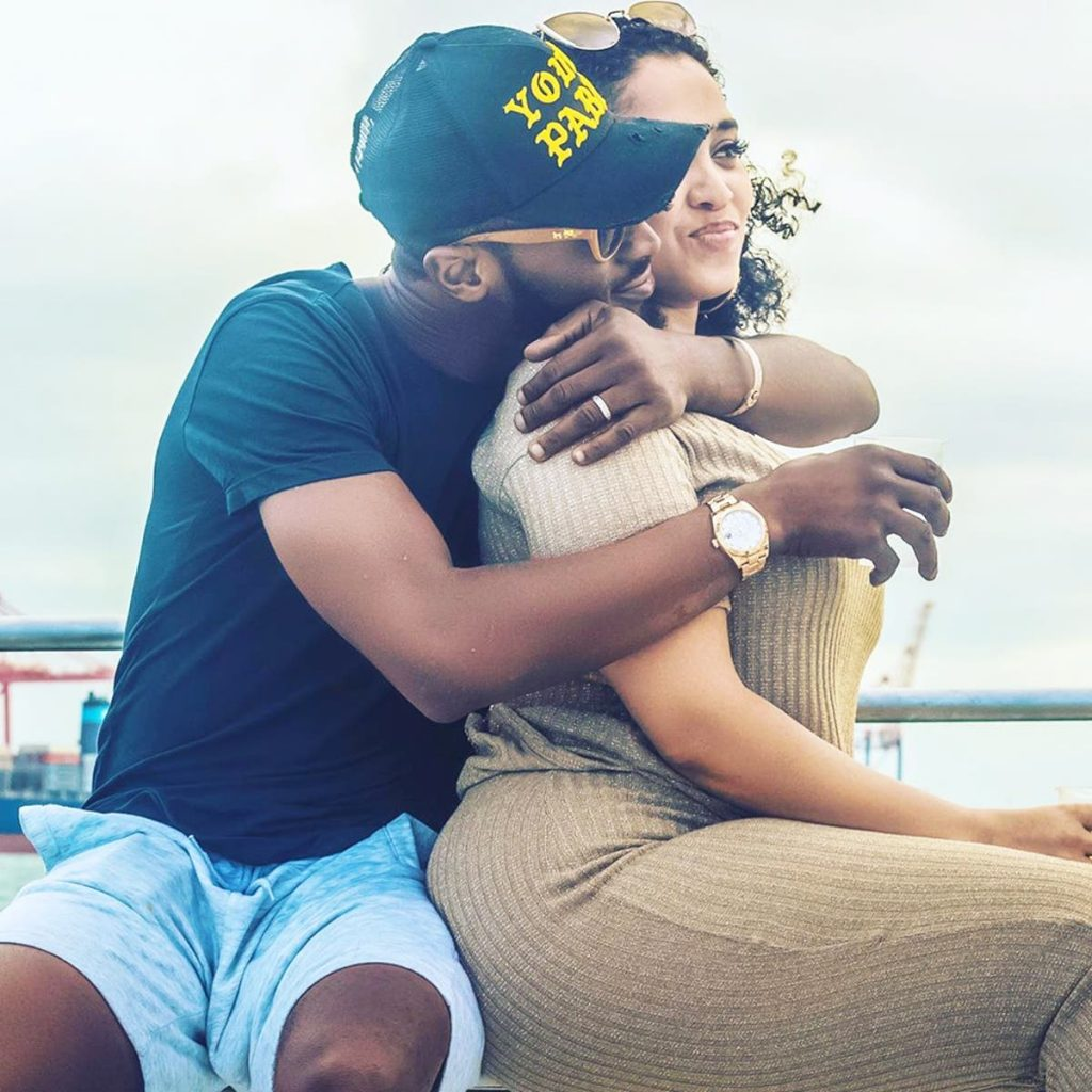 Dbanj And Wife Welcome The Birth Of New Baby Girl