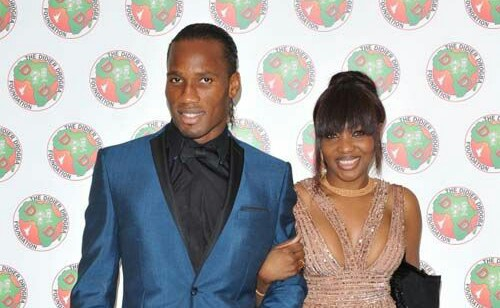 Didier Drogba Separates From His Wife After 20 Years Together