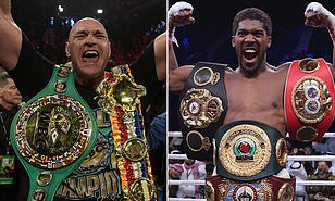 I can beat 'shaky' Joshua in round two, Fury declares