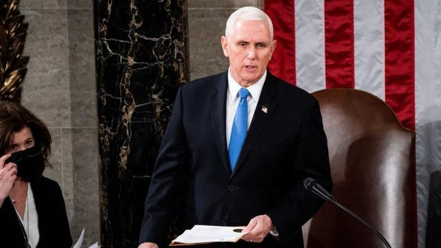 Pence To Remove Trump After He Rejected Calls By Nancy Pelosi To Invoke 25th Amendment