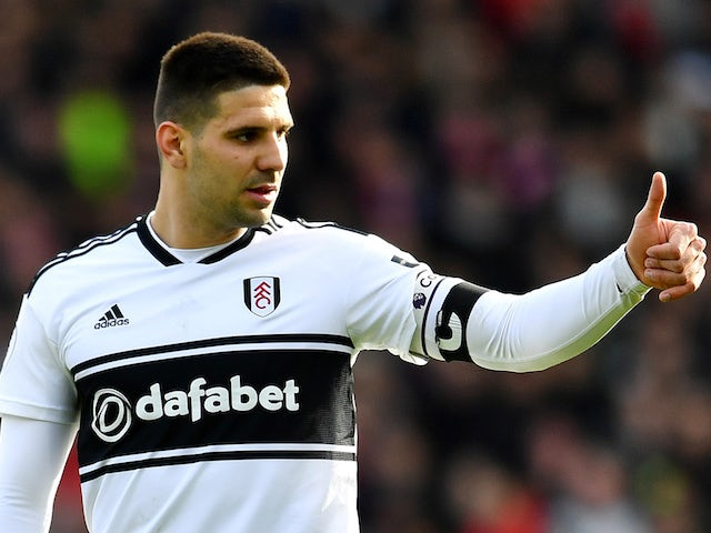 Fulham Striker Aleksandar Mitrovic Tests Positive For Coronavirus