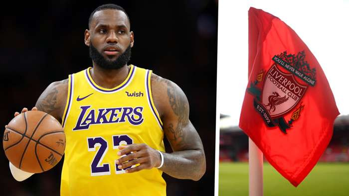 Liverpool Football Club Confirms LeBron James Has Joined Its Ownership Group